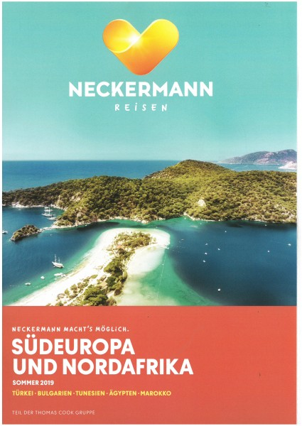 Neckermann Reisen - Südeuropa & Nordafrika So.19 BT+PT