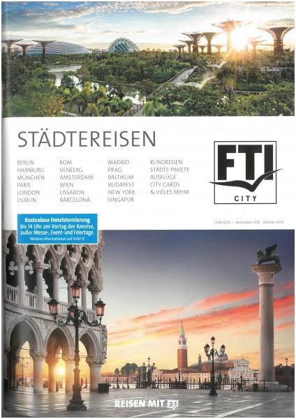 FTI - Städtereisen (Nov.18 - Okt.19)BT