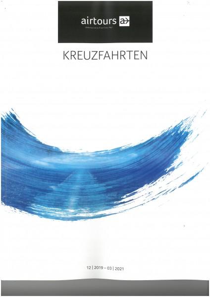 Airtours - Kreuzfahrten (Dez.19-Mär.21) BT+PT