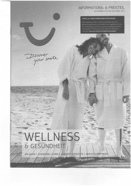 TUI - Wellness & Gesundheit (Nov.19-Okt.20) PT