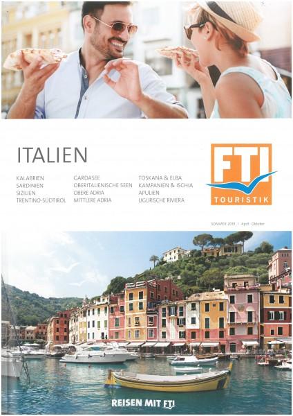 FTI - Italien So.19 BT+PT (Apr.-Okt.19)