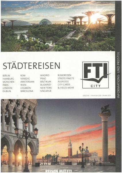 FTI - Städtereisen (Nov.18-Okt.19) PT